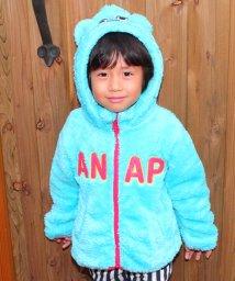 ANAP KIDS/モコモコフリースキャラクタージャケット/500575477