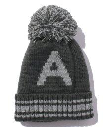 petit main/Aイニシャルニット帽/500575749