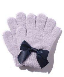 petit main/リボン付きマシュマロ手袋/500575762