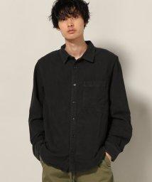 SAVE KHAKI/HOMEWORK Chamois Cloth Home Work Shirt/500589484