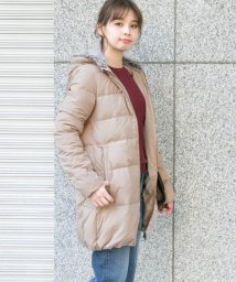 URBAN RESEARCH/【WEB限定】ミドル丈2WAYダウンコート/500589965