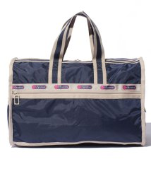 LeSportsac/MEDIUM WEEKENDER 30th ネイビーソリッド/LS0019145