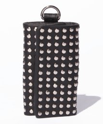 PATRICK STEPHAN/Leather key case 'all‐studs'/500568762