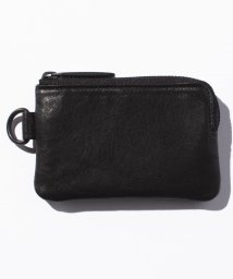 PATRICK STEPHAN/Leather coins case 'minimal' shine/500568767