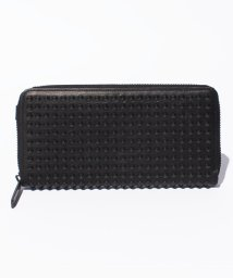 PATRICK STEPHAN/Leather long wallet 'all‐studs' pointu/500568768