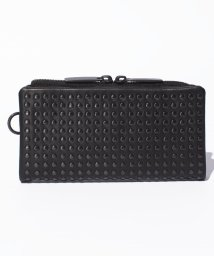PATRICK STEPHAN/Leather long wallet 'all‐studs' 2/500568778