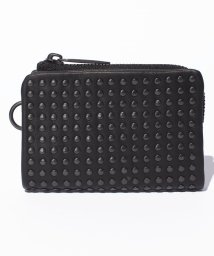 PATRICK STEPHAN/Leather micro wallet 'all‐studs' 2/500568779