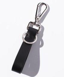 PATRICK STEPHAN/Leather key holder 'snap'/500568780