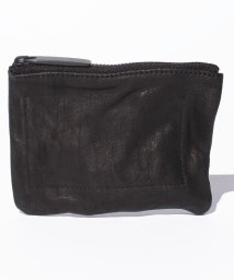 PATRICK STEPHAN/Leather‐washed  coin case 'shine'/500568793
