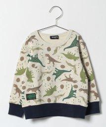 kladskap/恐竜総柄トレーナー/500575598