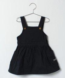 X-girl Stages/ツイルジャンパースカート/500575800