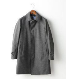 NOLLEY'S goodman/Techno Twill ステンカラーコート/500586221