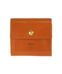 IL BISONTE/イルビゾンテ 二つ折り財布(小銭入れ付)/500589254