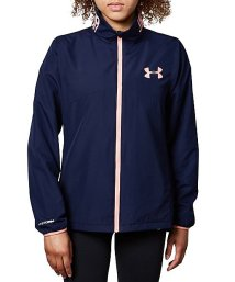 UNDER ARMOUR/アンダーアーマー/レディス/UA WOVEN TRICOT JACKET/500592152