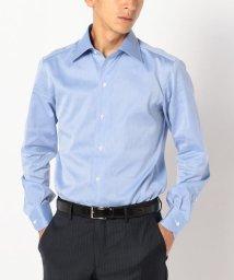 SHIPS MEN/SD:【ALBINI社製生地】ファインフィット ツイル レギュラーカラーシャツ/500592288