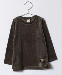 petit main/ベロアTシャツ/500578668