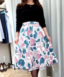 Noela/カモフラアートリバーシブルスカート/500591235