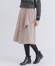 URBAN RESEARCH Sonny Label/イレギュラーヘムラップスカート/500594846