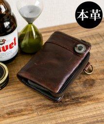 DEVICE/DEVICE ヴィンテージ 二つ折り財布   /500581151