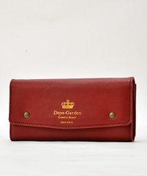 DEVICE/Depa-garden forest 本革財布  /500581206