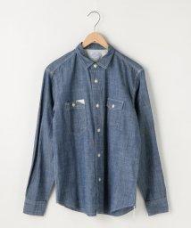 coen/タンガリーワークシャツ/500584333