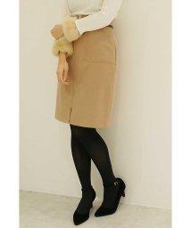 PROPORTION BODY DRESSING/ベルト付カーゴスカート/500595049