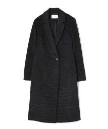 PROPORTION BODY DRESSING/《BLANCHIC》シャギーグレンチェックコート/500595052