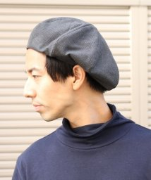 coen/【先行販売】ジェントルマンチェックベレー/500596520