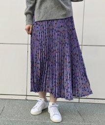 JOURNAL STANDARD/アスタープリントプリーツスカート/500597036