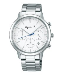 agnes b. HOMME/LM01 WATCH FCRT967  時計/500581367