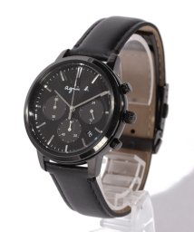 agnes b. HOMME/LM02 WATCH FCRT704  時計/500581369