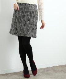 ROPE' PICNIC/ジャガード台形スカート/500595351