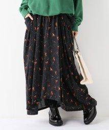 JOURNAL STANDARD/【CLANE/クラネ】 GILLY フラワーロングスカート/500597771