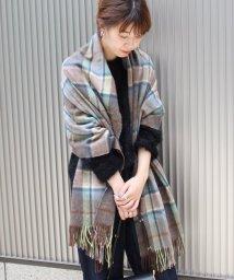 JOURNAL STANDARD/【HOGARTH /ホガース】ラムウールストール◆/500598271