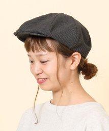 coen/【先行販売】ジェントルマンチェックハンチング/500598409