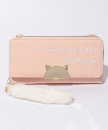 Lovetoxic/ネコ金具つき長財布チェーンバッグ/500589684