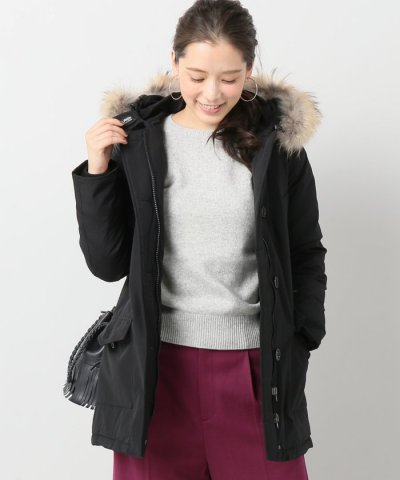 【IENA(イエナ)】WOOLRICH WS ARCTIC PARKA DF
