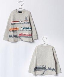 kladskap/【EC別注】電車トレーナー/500589605