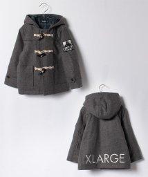 XLARGE KIDS/ダッフルコート/500589691