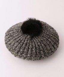 NOLLEY'S/【HIGHLAND2000/ハイランド2000】 ポンポンニットベレー帽/500592393