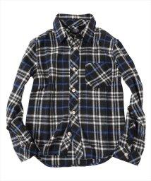 GLAZOS/ベーシック・チェックネルシャツ1/500600729