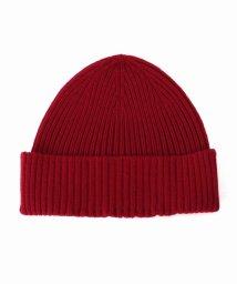 ivory court/ori 2*1rib solid knit cap 19cm/500603149