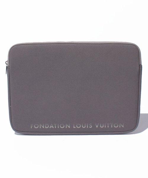 Fondation Louis Vuitton(フォンダシオン ルイ ヴィトン)/【Fondation Louis Vuitton】美術館限定 13インチラップトップスリーブ/laptop
