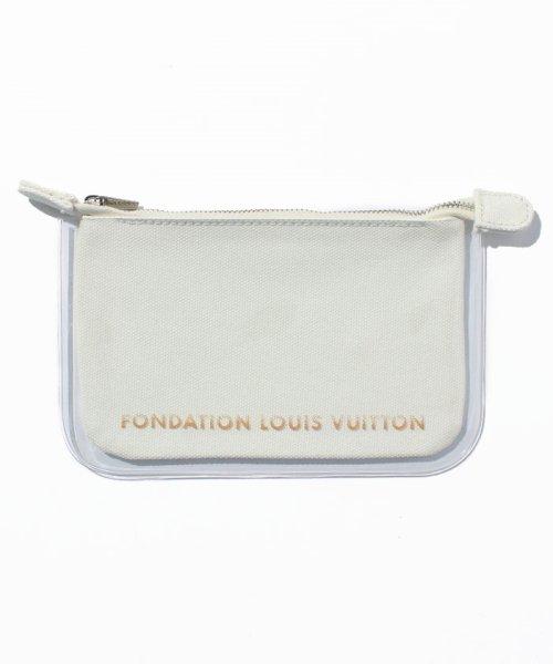 Fondation Louis Vuitton(フォンダシオン ルイ ヴィトン)/【Fondation Louis Vuitton】美術館限定 ポーチ/pouch