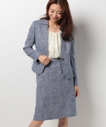 Leilian/ツイードスーツ/10262385N