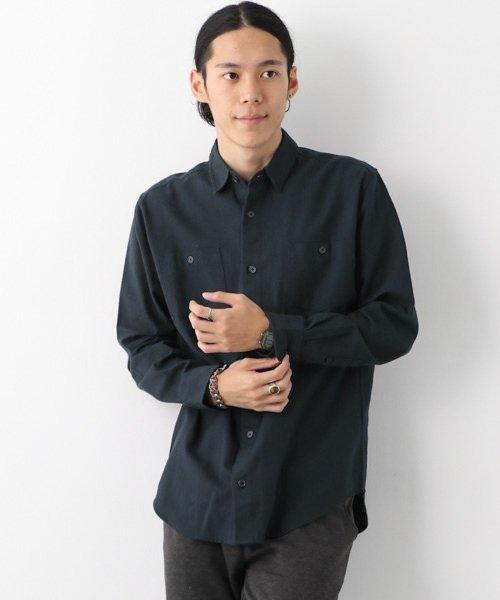 URBAN RESEARCH(アーバンリサーチ)/【WAREHOUSE】ネル起毛ワークシャツ/WH7613Y005