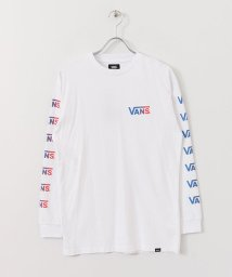 URBAN RESEARCH Sonny Label/VANS GradationFlying-V LONG-SLEEVE T-SHIRTS/500605874