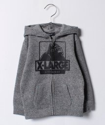 XLARGE KIDS/OG フリースジップアップパーカー/500595925