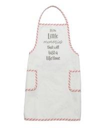 gelato pique Kids&Baby/ロゴ kids エプロン/500607137