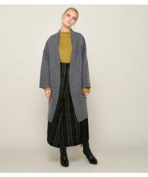 PEGGY LANA/Compression Knit Coat/500588179